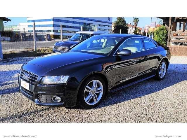 Audi a5 2.7 v6 tdi multitronic ambiente
