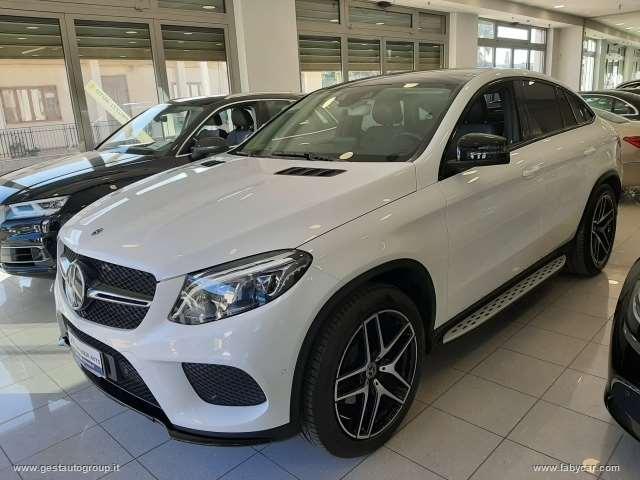 Mercedes-benz gle 350 d 4matic coupé premium plus - San ...