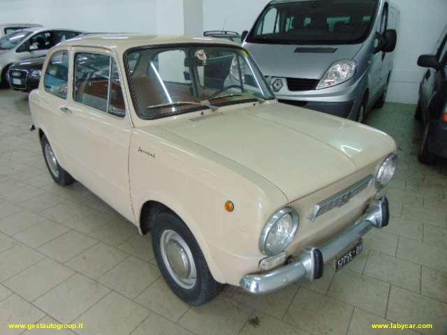 Fiat lombardi 850 gl special