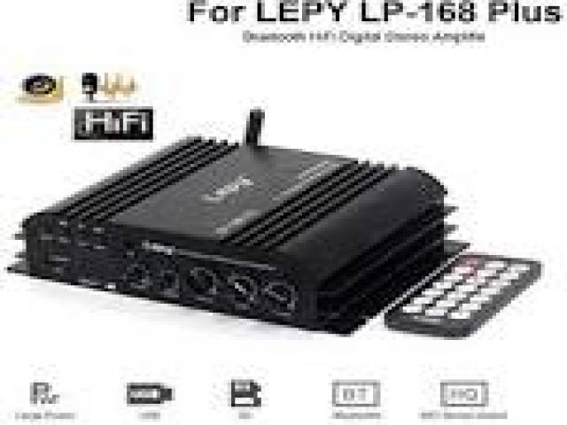 Beltel - lepy lp-168 plus amplificatore tipo occasione