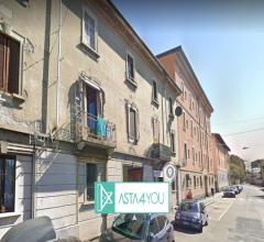 Appartamento all'asta in via quinto romano 52, milano