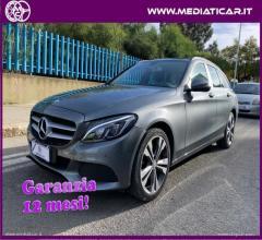 Mercedes-benz c 220 bluetec s.w. automatic business