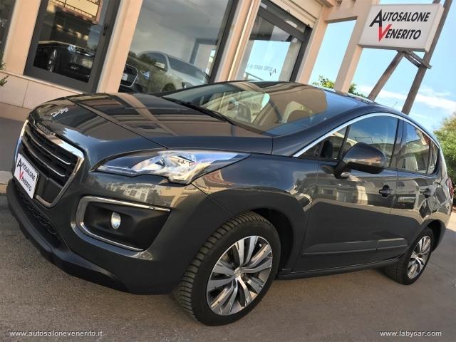 Peugeot 3008 1.6 hdi 115 cv business