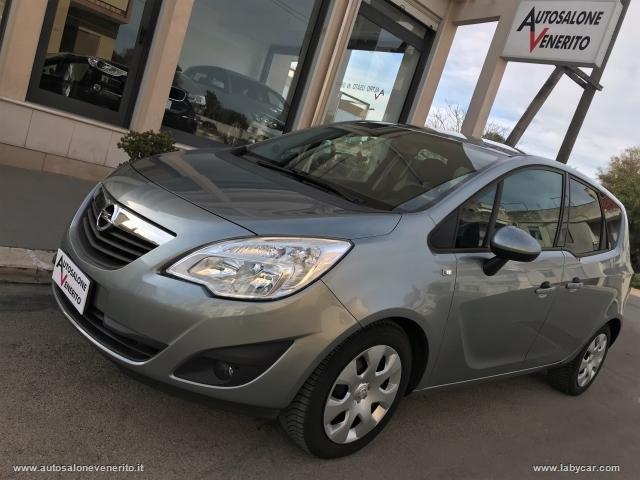 Opel meriva 1.3 cdti 95 cv ecoflex elective