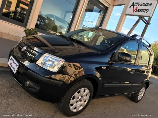 Fiat panda 1.2 dynamic euro 5