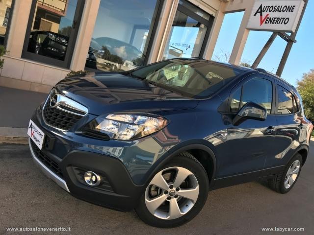 Opel mokka 1.7 cdti ecotec 130 cv 4x2 s&s ego