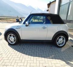 Auto - Mini 2.0 16v cooper sd cabrio