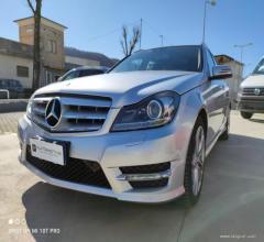 Mercedes-benz c 220 cdi s.w. avantgarde