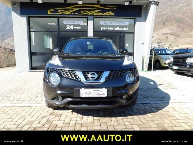 Nissan juke 1.5 dci s&s business
