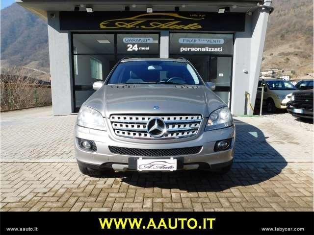 Mercedes-benz ml 320 cdi premium