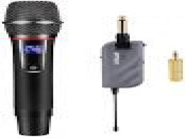 Ammoon microfono senza fili tipo nuovo - beltel