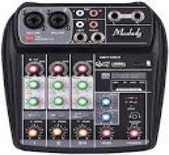 Beltel - muslady console mixer 4 canali ultimo lancio