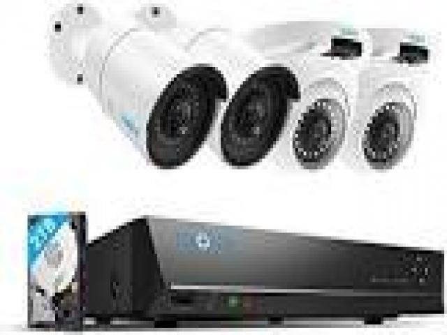 Reolink kit videocamera ultima occasione - beltel