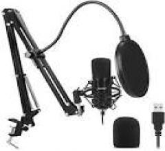Beltel - zaffiro newhaodi microfono a condensatore ultimo modello