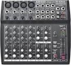 Beltel - phonic am440 mixer 12 canali ultimo lancio