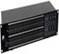 Beltel - omnitronic geq-2310 equalizzatore 2x31 banda ultimo affare