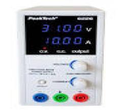 Beltel - peaktech p 6226 alimentatore da laboratorio dc 0-30v/0-10a ultimo affare