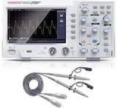 Beltel - hanmatek oscilloscopio digitale 2 canali 110 mhz ultimo tipo