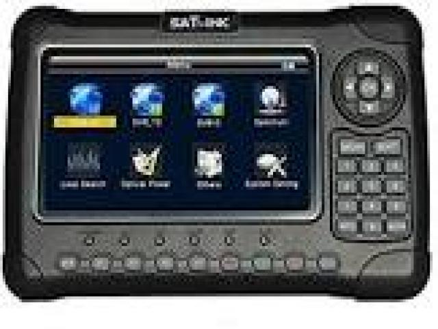Telefonia - accessori - Beltel - satlink 6980 rilevatore satellitare tipo nuovo