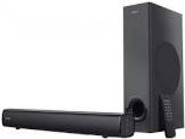 Telefonia - accessori - Beltel - creative stage soundbar 2.1 canali vero affare