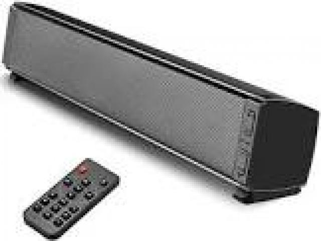 Telefonia - accessori - Beltel - eboxer soundbar altoparlanti tipo promozionale