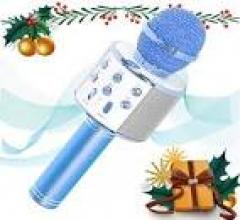 Beltel - saponintree microfono karaoke molto economico