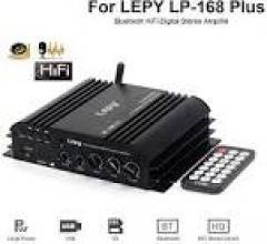 Beltel - lepy lp-168 plus amplificatore tipo economico