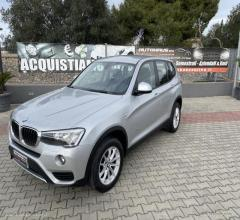 Bmw x3 sdrive18d business aut.