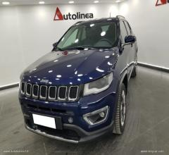 Auto - Jeep compass limited 1.6 multijet 120cv