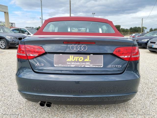 Auto - Audi a3 cabrio 2.0 tdi ambition