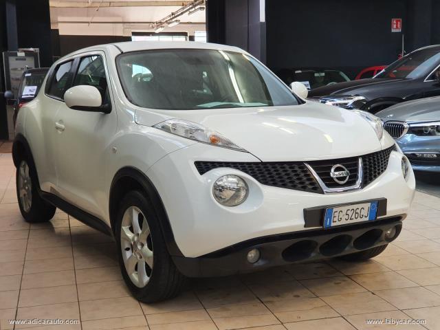 Auto - Nissan juke 1.6 visia