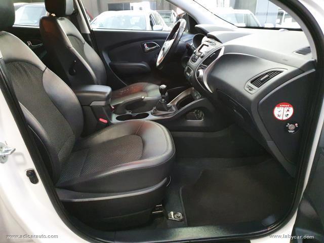 Auto - Hyundai ix35 2.0 crdi 136cv 2wd classic