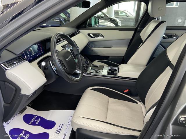 Auto - Land rover rr velar 3.0d v6 300 cv r-dynamic se