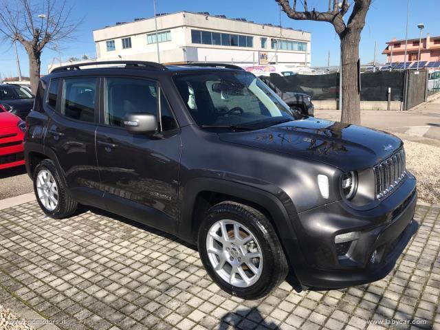 Auto - Jeep renegade 1.6 mjt 120cv limited