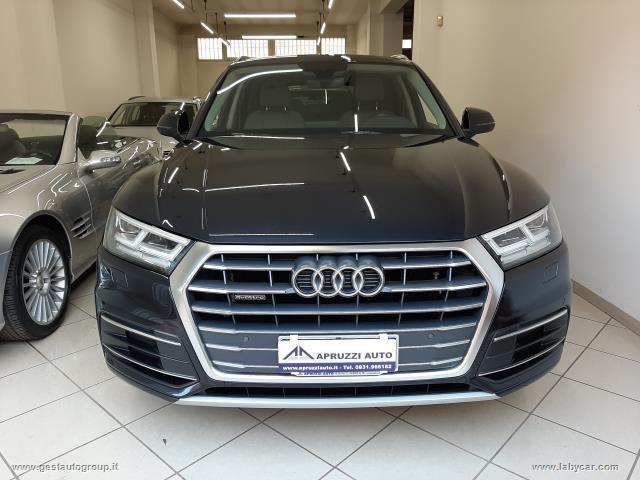Audi q5 2.0 tdi 190cv quattro s tr. business