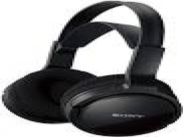 Sony mdr/rf811rk cuffie ultimo modello - beltel