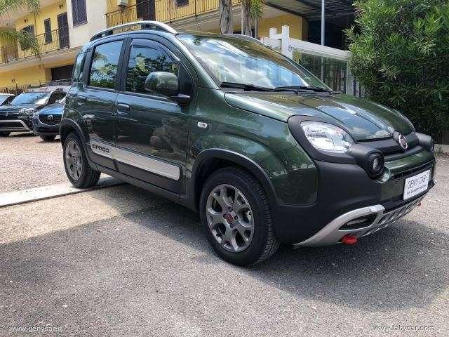 Fiat panda 1.2 69 cv cross