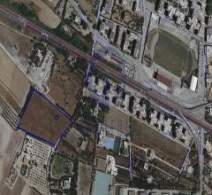 Terreno edificabile in vendita a trani centro