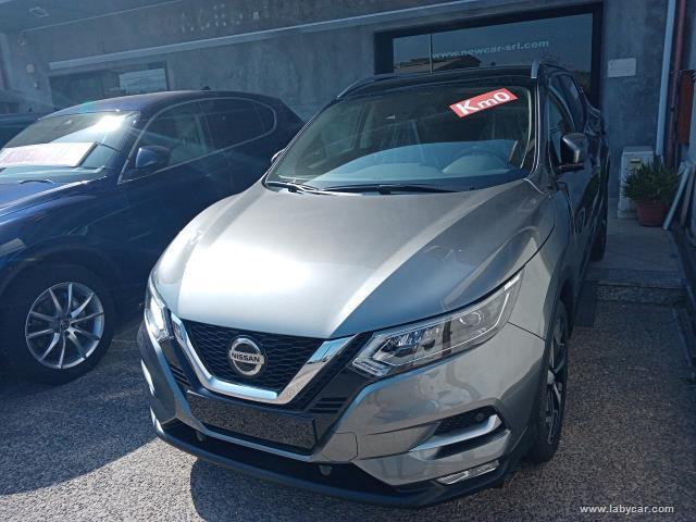 Nissan qashqai 1.5 dci 115 cv dct business