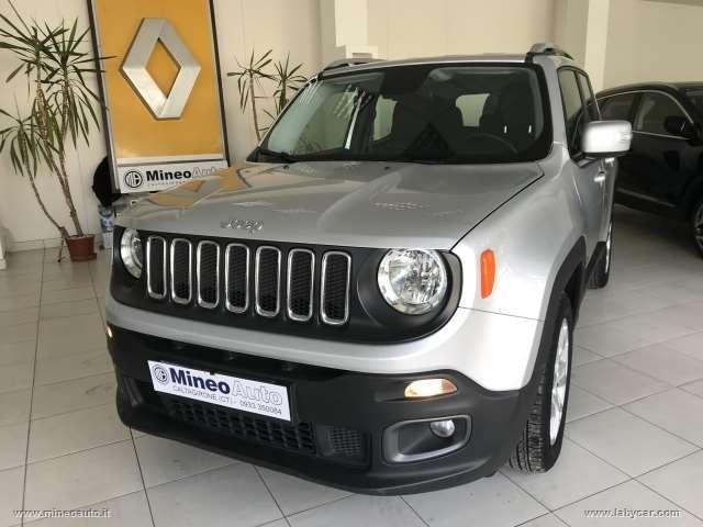 Jeep renegade 1.6 mjt 120cv limited