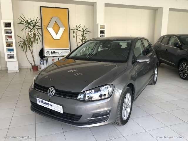Volkswagen golf 1.6 tdi 110 cv 5p. comfortline bm