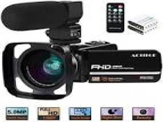Fhd 1080p videocamera actitop prezzo basso - beltel