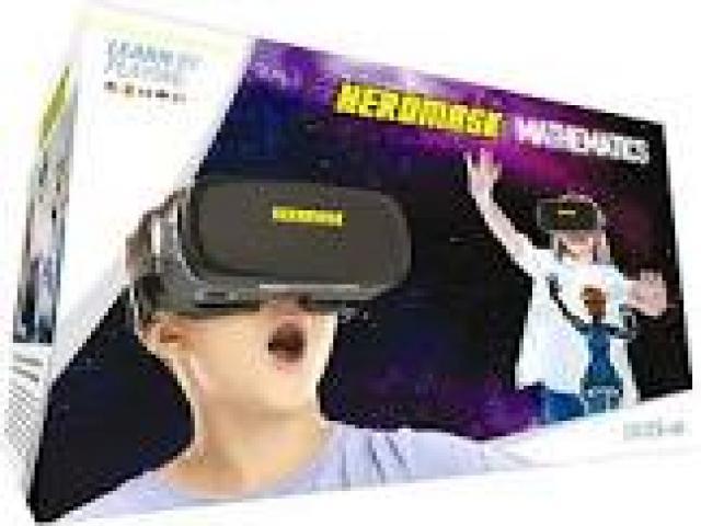 Occhiali per realtà virtuale heromask pro prezzo conveniente - beltel