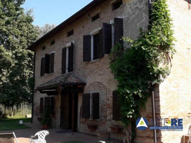 Case - Abitazione in villini - via argine panzano n. 12