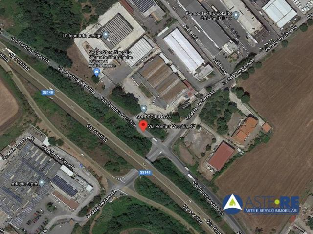 Case - Complesso immobiliare - via pontina vecchia, 47 km 32,800 - località cinque poderi s.p.