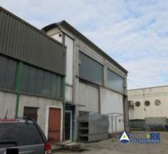Case - Opificio industriale - via della meccanica, n. 7