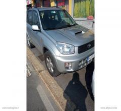 Toyota rav4 2.0 16v 5p.