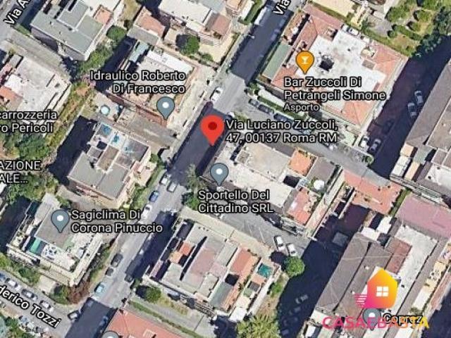 Case - Appartamento -  via luciano zuccoli, 47b