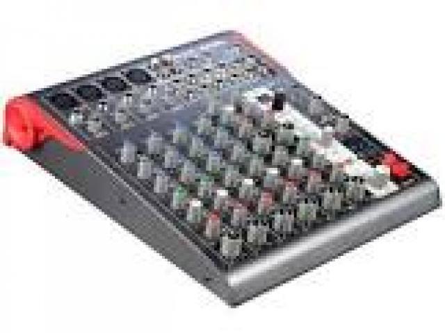 Telefonia - accessori - Beltel - proel mi12 mixer audio ultima occasione