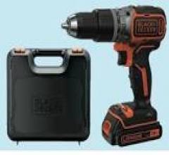 Beltel - black+decker bl188k-qw trapano tipo nuovo